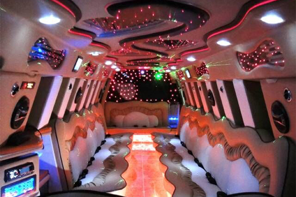 14 Person Escalade Limo Services Anaheim