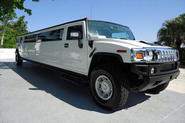 14 Person Hummer Anaheim Limo Rental
