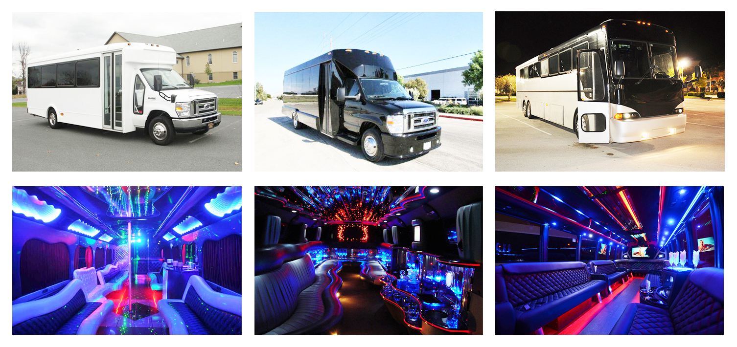 Party Buses Anaheim